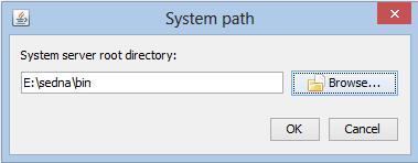 Sedna_Admin_Install